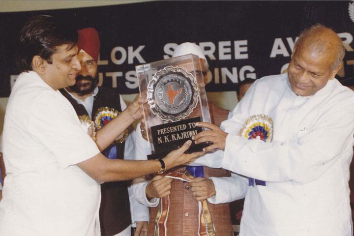 Lok Shree Award